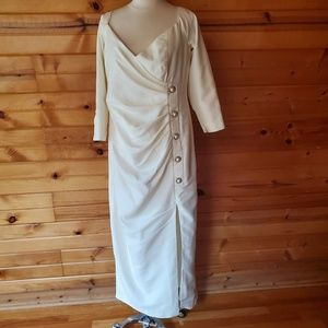Vintage Ivory Gown